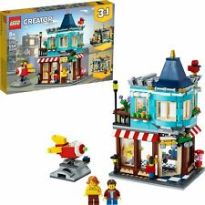 Lego - Creator 3-in-1 Townhouse Toy Store 31105