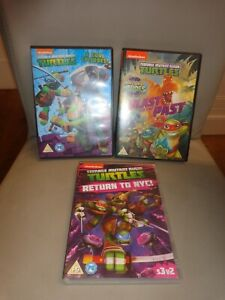 Teenage Mutant Ninja Turtles Half Shell  - Blast To The Past - RTN to NYC-3 COOL