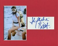 Jacqueline Bisset The Deep Greek Tycoon Sexy Signed Autograph Photo Display