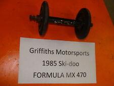 85 86 84 SKI DOO FORMULA MX 470 500 MXZ SKIDOO little upper middle bogie wheels