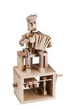SUONATORE DI FISARMONICA-Timberkits self-assembly costruzione in legno modello MOBILE KIT
