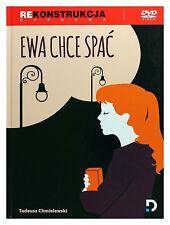 Ewa chce spac (DVD) 1957 Kwiatkowska, Mikulski POLISH POLSKI