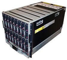 HP C7000 Blade Center,16 *BL460C G7 2 *6 *CORE X5650,96GB RAM total ram1536-6AC