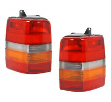 NEW PAIR OF TAIL LIGHTS FITS JEEP GRAND CHEROKEE 1993-1998 CH2801121 55155739AA