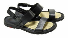 Born Womens Shoe Size 11 Handcrafted Footwear Andor Sandal, Black