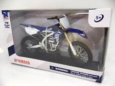 Yamaha YZ450F Licenced Die Cast Model With Plastics 1:12 Scale Toy *NEW* Kids