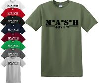 M*A*S*H 4077TH T Shirt/MASH/TV Series/US Army/Military/Father day/Gift/tshirt