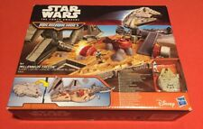 Star Wars The Force Awakens Micro Machines Millenium Falcon Playset