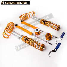for VW Golf MK4 Bora Lavida 1.4 1.6 1.8 2.0 Coilover Suspension Lowering Kit
