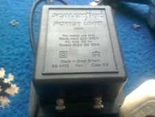 Vintage - Scalextric C920 Power unit and Controllers.