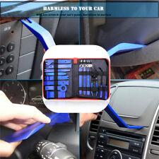 19x Auto Radio Audio Demontage Werkzeug Innen Tür Zierleisten Verkleidung Hebel