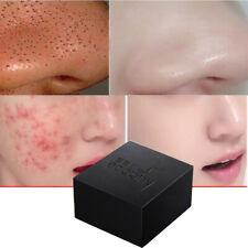 Bamboo Charcoal Handmade Soap Whitening Soap Blackhead Remover Acne Treatment
