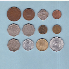 India - Mixed Coin Collection Lot - World/Foreign/Asia