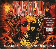 Transmetal - Decadencia En La Modernidad CD 2013 digipack End of the Light press