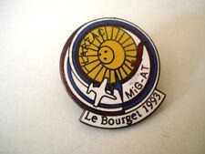 PINS RARE LE BOURGET 1993 LARZAC MIG AT AVIATION AIR FORCE PLANE AVION AIRCRAFT