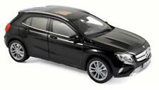 Norev 183450 2014 Mercedes Benz GLA Class 1:18 Model Car Black
