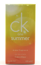 (prezzo base 119,90 €/100ml) CALVIN KLEIN CK ONE SUMMER 2010 - 100ml EDT spray OVP