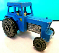 Vintage Lesney Matchbox Superfast No 46 Ford Tractor 1978 - Made In England