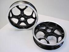 2 x vespa gt gts gtv mp3 125 200 250 300 wheel wheels front rear both pair set