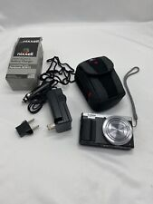 LUMIX Panasonic DMC-ZS50 camera, with battery/charger and case
