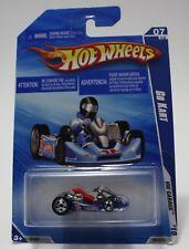 Hot Wheels Blue Go Kart 2010 HW Premiere R7500 083/214 07/10 International BNIB
