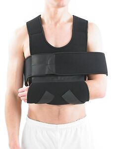 Neo G Comfort Shoulder Immobilizer - Class 1 Medical Device: Free Delivery
