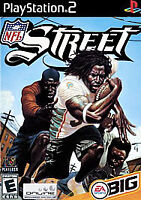 NFL Street 1 (Sony PlayStation 2, 2004) COMPLETE FOOTBALL FAST SHIPPING PS2 NTSC