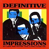 The Impressions - The Definitive Impressions (CDKEND 923)