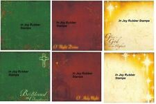 Be Blessed Scrapbooking Christmas Cardstock Lot Holy Night Good Tidings 8 Sheets