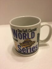 Cleveland Indians Fall World Series Game 1995 Mug Love Those Indians
