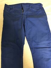 Citizen Of Humanity Royal Blue Stretch Jeans, Size 32****