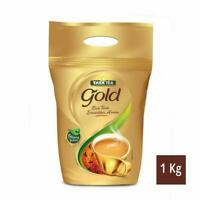 Tata Tea Gold Rich Taste Irresistible Aroma (1 kg/35 27 oz) Each - Free Ship