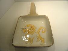 Glidden Pottery Shirred Egg Pan 025 Ernest Sohn Lion