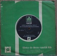 """JOAO ROBERTO KELLY 1967 Bossa Jazz Samba Groove RARE! 7"""" 45 BRAZIL HEAR"""