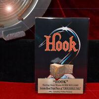 "ROBIN WILLIAMS ""HOOK"" Croc PROP Skin, Premiere Props COA, UACC RD#228 DVD, Frame"