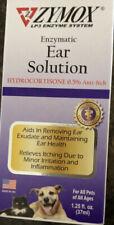 ZYMOX ENZYMATIC Ear solution 1.25 Oz EXP2023