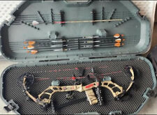 PSE Bow Madness 32 Package With Bone Collector Case