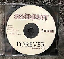 Audio CD - SEVENDUST - Forever DJ PROMO Single - Good (GD)