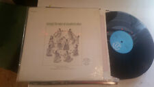 RAM NARAYAN Sarangi The Voice Of A Hundred Colors Nonesuch lp india w/shrink '69