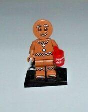 Lego Minifigure - Collectable Mini Figure Series 11 - Gingerbread Man - Complete