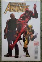 New Avengers #16  John Romita Jr 1:26 Marvel Architects Variant Cover