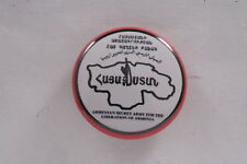 "ASALA Armenian Secret Army Liberation Armenia Turkey Terrorist 1"" Button Badge"
