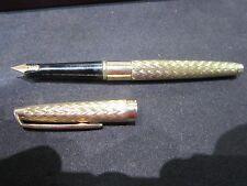 Tiffany & Co. Vintage 14K Gold Fountain Pen
