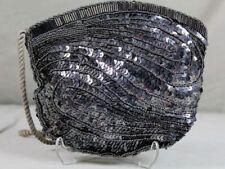 Tiffany Collection Giovanni - Beutel/Abendtasche mit Pailetten & Perlen (D) /319