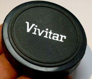 Vivitar Plastic 54mm Lens Cap Front Dust Cover slip on type