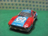 """FERRARI 308 GTB GR4 3000cc. coupè """" Tour de Corse 1982 """" - 1/43 Best 9320"""