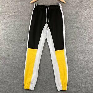 Fashion Nova Womens Track Pants Size S Small Elastic Waist Tapered 305.23