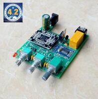 DP4 NE5532 HiFi Stereo 2.0 Digital Amplifier Board 15W*2 Bluetooth 4.2 Amp Board