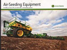 "John Deere ""Air-Seeding Equipment"" Brochure Leaflet"