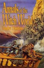 Annals of the Witch World [Hardcover] Andre Norton and David A. Cherry